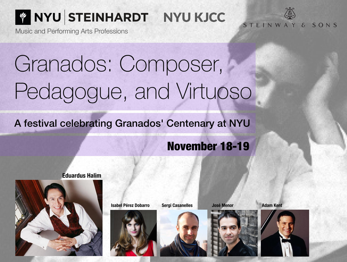 NYU KJCC | Events & Programs