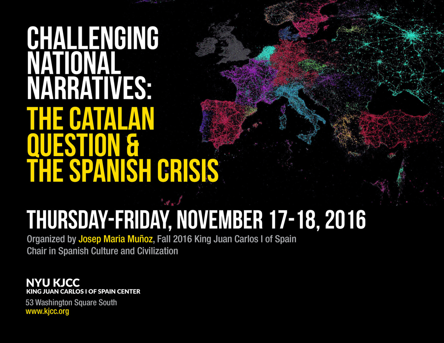 NYU KJCC | The King Juan Carlos I of Spain Center