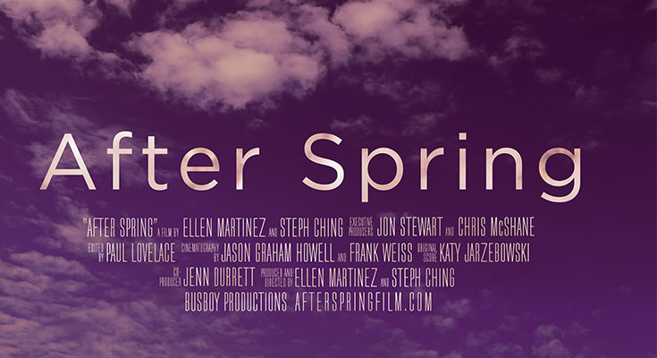 "KJCC hosts NYU Kevorkian Center Film Series Opening: ""After Spring"" (2016)"