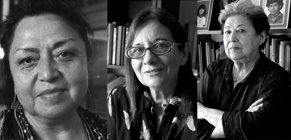 KJCC Poetry Series | Three poets from A-Fest: Carmen Berenguer, Graciela Huinao and Carmen Ollé