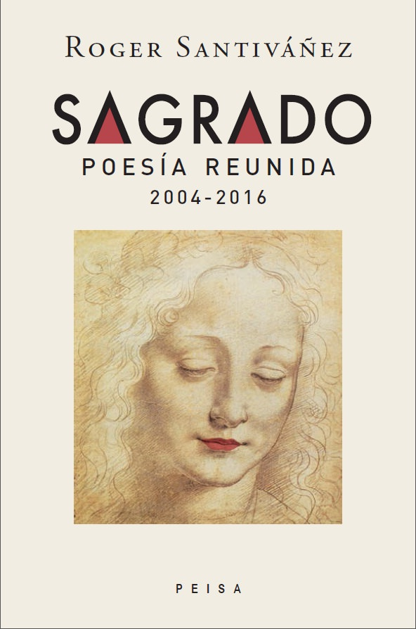 KJCC Poetry Series | Sagrado. Presentation of Roger Santivánez' Collected Work
