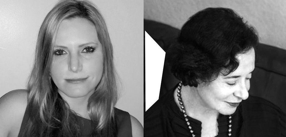 image from Wednesday, April 26 - 7pm: KJCC Poetry Series - Andrea Cote and Gloria Gervitz
