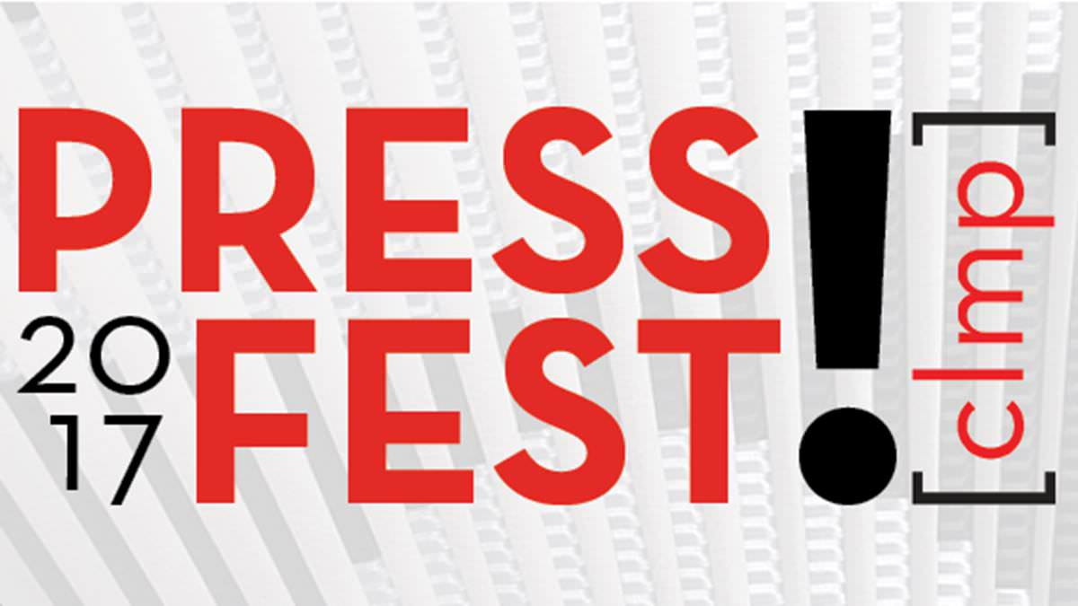 PRESS FEST2017 - PEN World Voices Festival of International Literature