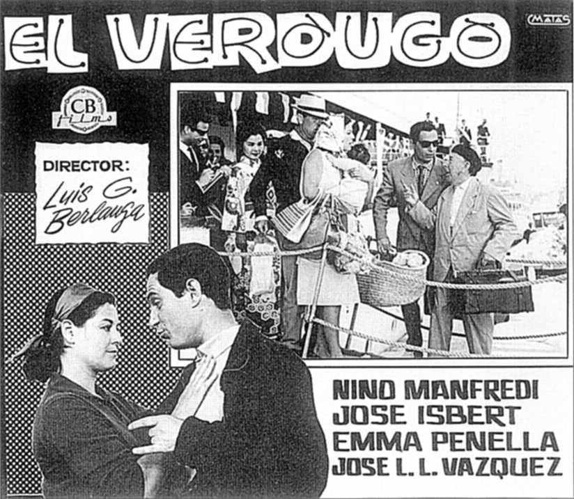 Image from Film Screening: El verdugo (The Executioner)