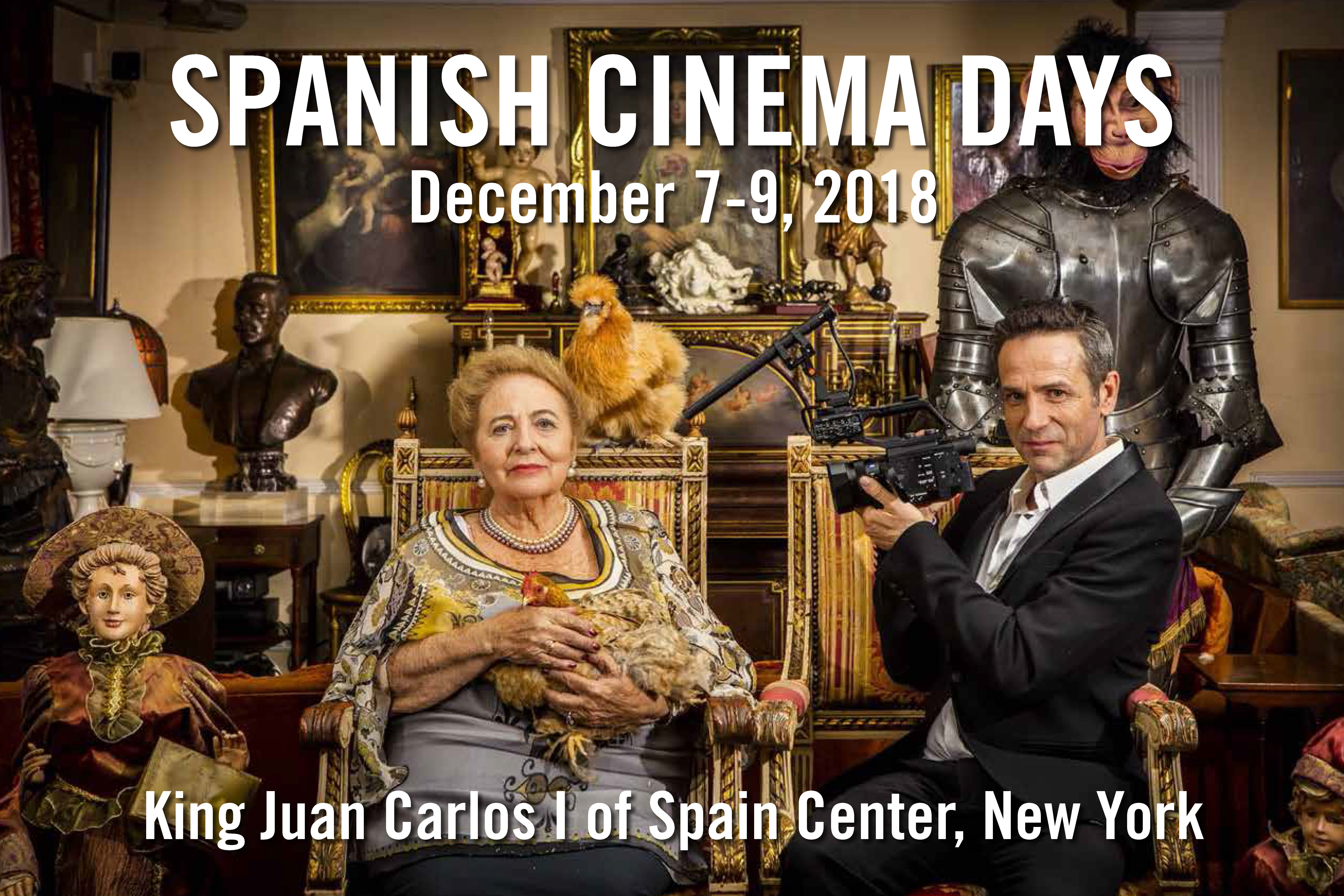 Spanish Cinema Days: Recent films from Spain (2016-2018)